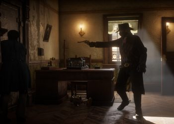 Red Dead Redemption 2 Rob Banks on PC Mods
