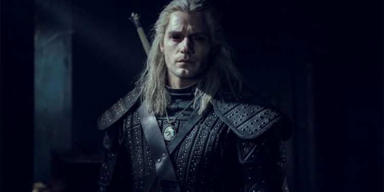 The Witcher Nightmare of the Hunt Movie Netflix