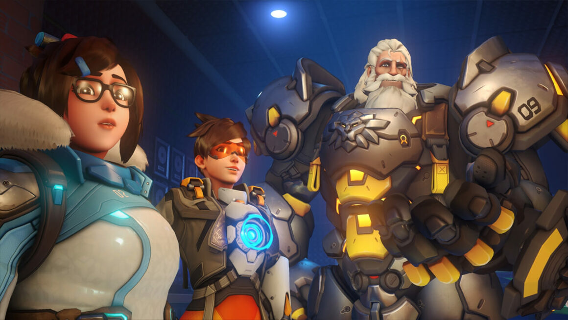 Overwatch 2 Release Date Leaked