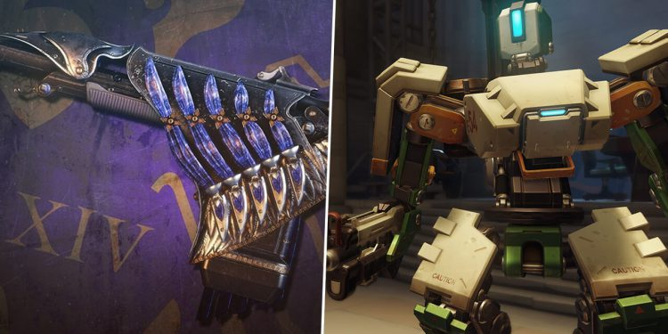 Destiny 2 Bastion Overwatch Bastion Added Corridors of Time