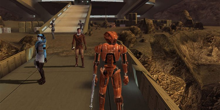 Star Wars Knights of the Old Republic Remake Happening Rumor