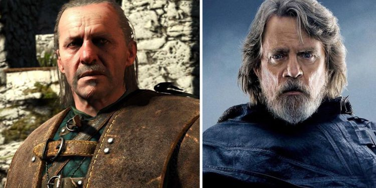 Mark Hamill as Vesemir The Witcher