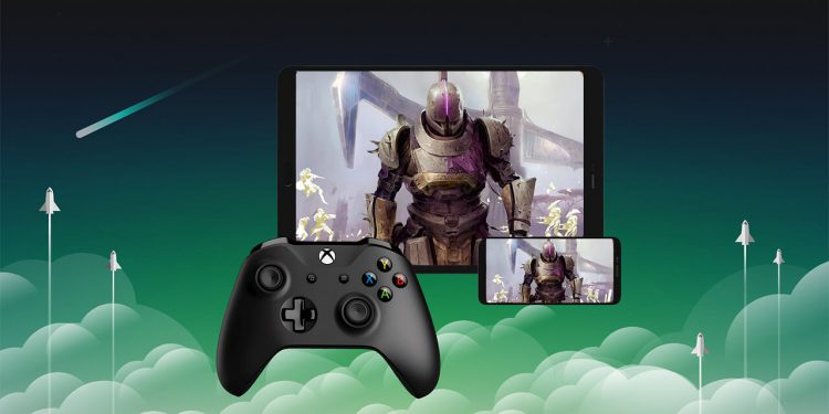 Xbox Project xCloud Destiny 2 Halo Master Chief Collection