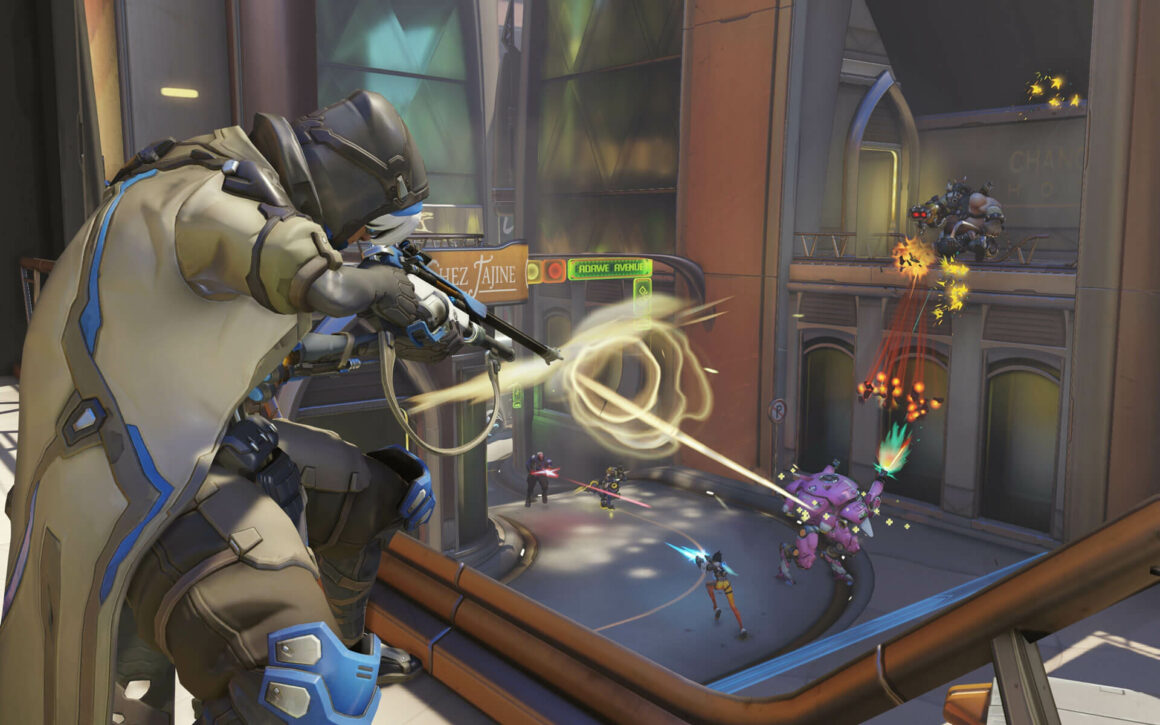 Overwatch Competitive Map Pool