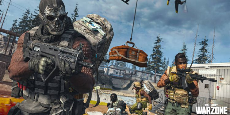 Call of Duty Warzone Download Size