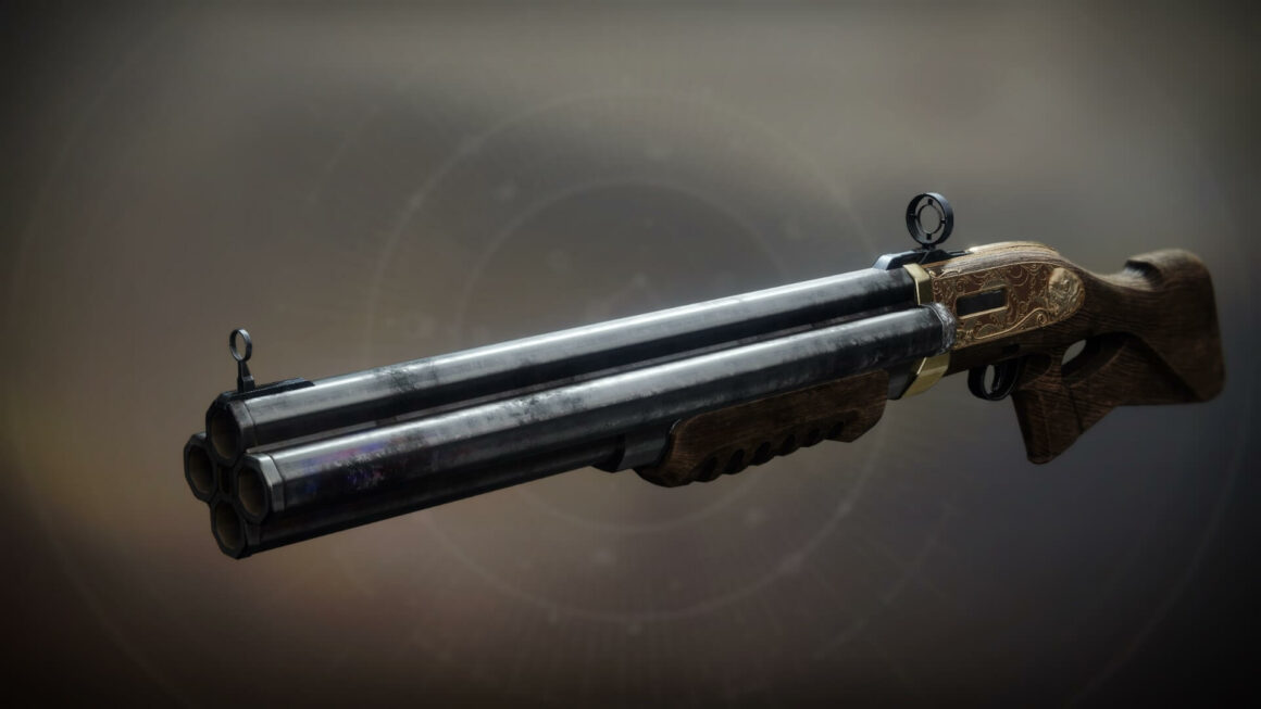 Destiny 2 Season of the Worthy Exotic Weapons and Armor The 4th Horseman