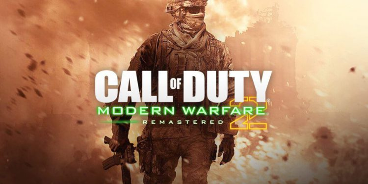 Call of Duty Modern Warfare 2 Remastered Coming 2020
