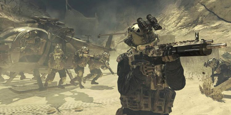 Call of Duty Modern Warfare 2 Rematered Multiplayer