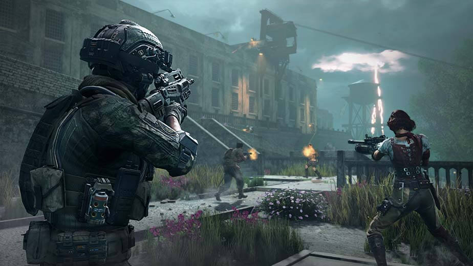 Call of Duty 2020 Leak Zombies Warzone