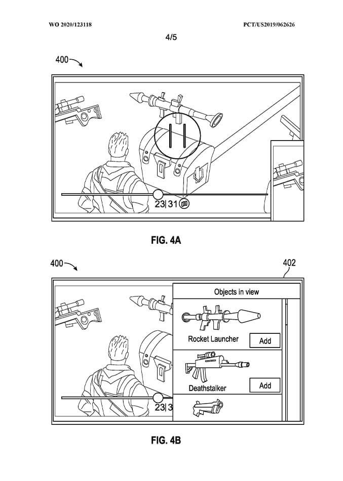 Sony Patent PS5 Interactive Media Streaming Video App