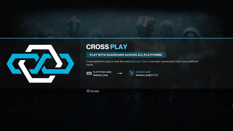 Destiny 2 Cross Play Complete Guide Setup Features Release Date