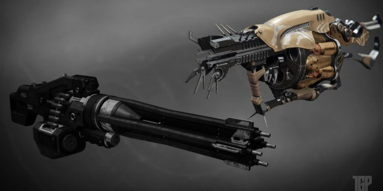 Destiny 2 Exotic Weapon Nerf Coming Season 15 Anarchy Heir Apparent