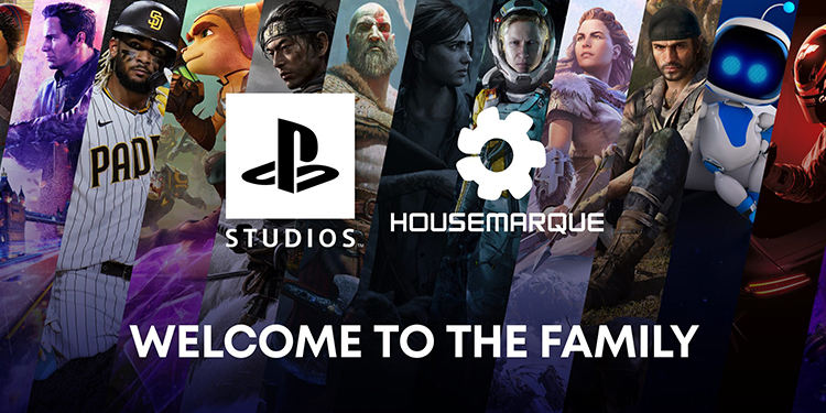 Housemarque Sony Acquisition