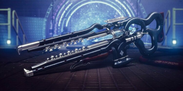 Destiny 2 Season of the Lost Ager's Scepter Exotic Trace Rifle Tracing The Stars Quest