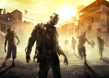Dying Light PS5 Xbox Series X|S Nintendo Switch